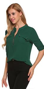 career blouses for women office