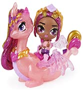 Hatchimals Pixies Riders Crystal Charlotte Pixie and Draggle Glider