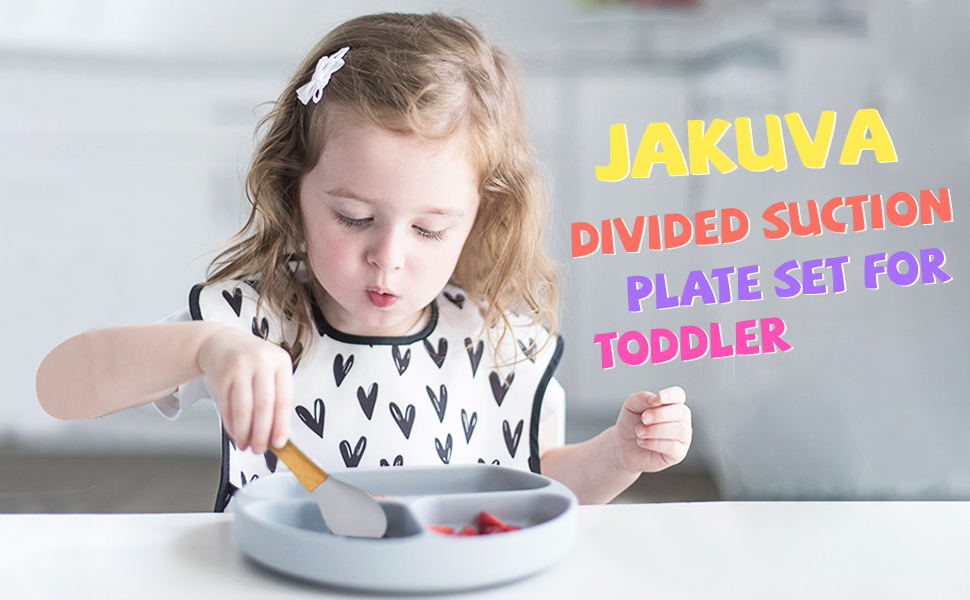 Baby Divided Suction Plates