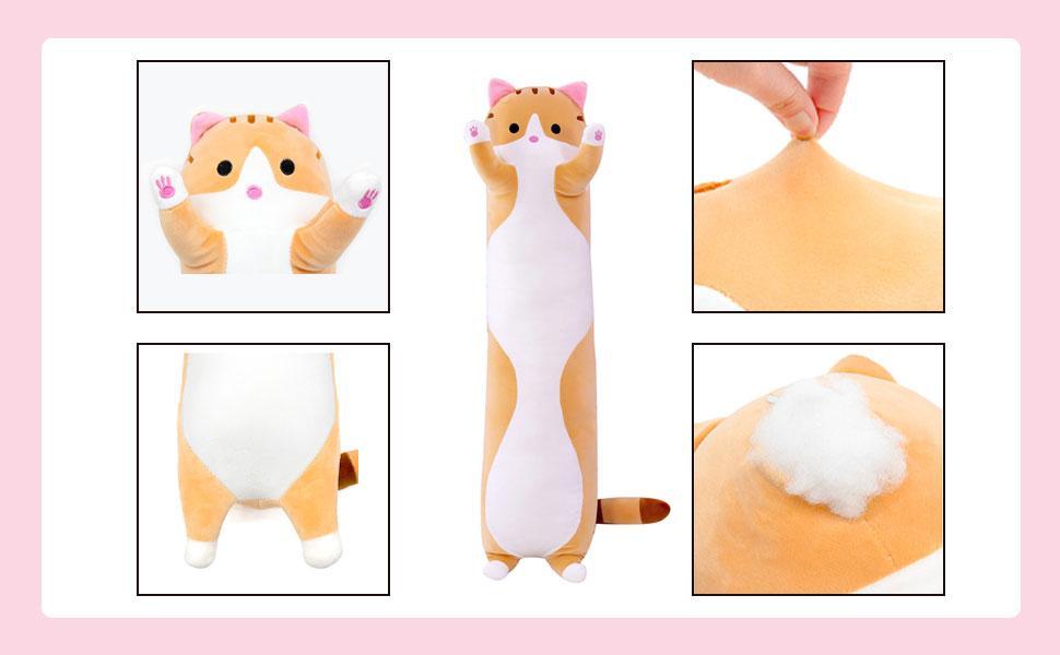 Soft Cate Plush