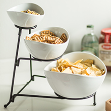 Beautifully designed to serve multi-purpose for any dinner table