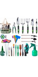 50PCS Gardening Tool Kit