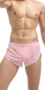 mens workout gym shorts 3 inch