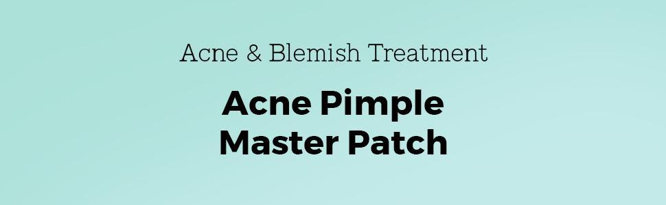 Acne & Blemish Treatment | Acne Pimple Master Patch