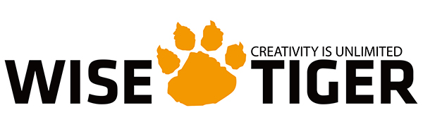 WISE TIGER CREATIVITY IS UNLIMITED