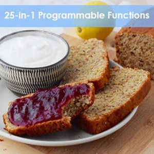 25-in-1 Programmable Functions