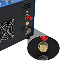 pcp air compressor with anti-explosion valve