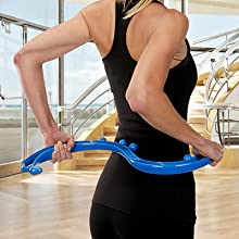 Back Pain, Relief, Massager, Stretcher, Flexibility, Stretch, Tension, Blood Circulation, Posture