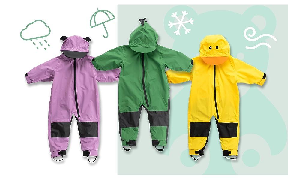 Cuddle Club Raincoat