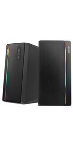 controlable RGB computer speaker