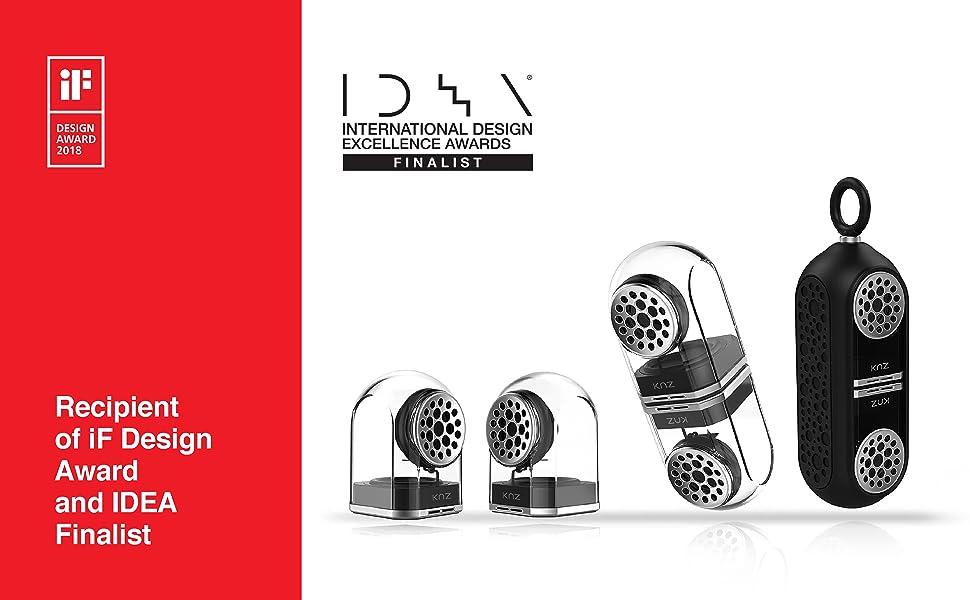 Recipient of iF Design Award