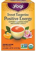 yogi tea tangerine