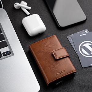VULKIT Credit Card Holder