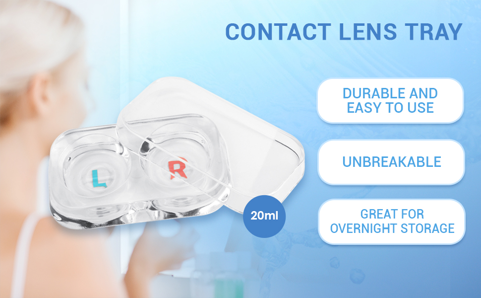 case contact lenses case for contact lenses eye contacts case eye contacts tray eye contacts home