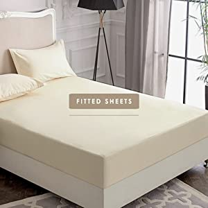 Fitted Sheet Swastha Linen