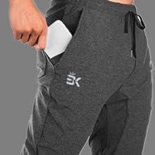 joggers skinny mens men's joggers running leggings gym trousers fleece joggers men slim fit