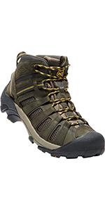 Men's Voyageur Mid Height waterproof hiking boot outdoor