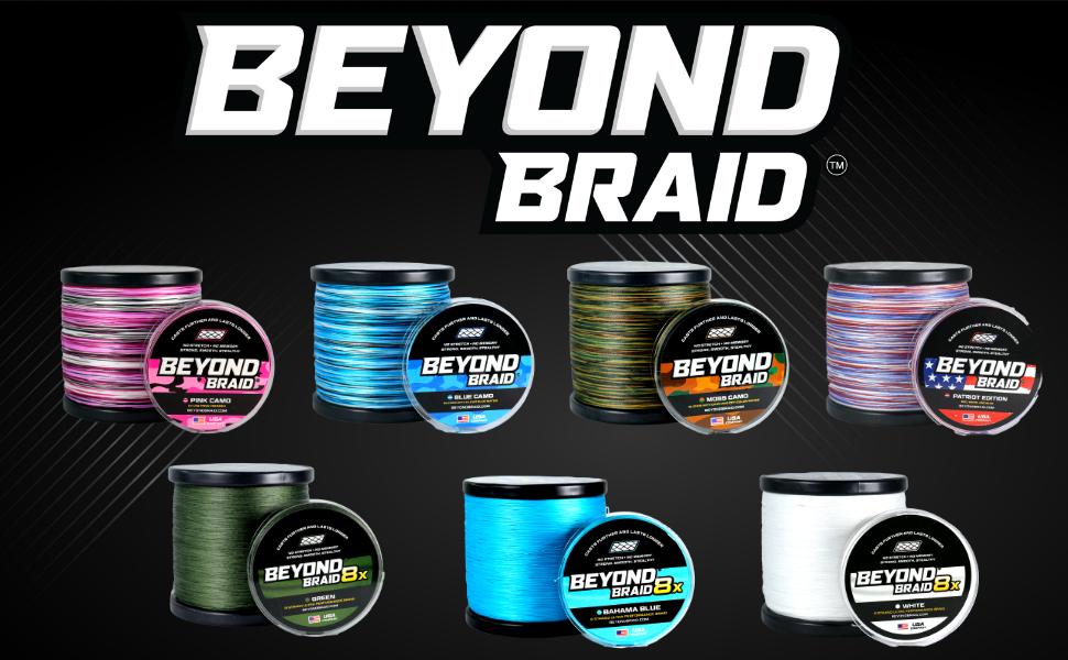 beyond braid braided line
