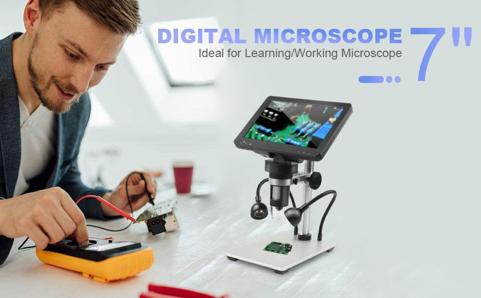 digital usb microscope