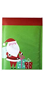 Orgrimmar Christmas Bubble Cushioning Mailer Gift Wrap Bag