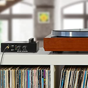 phono preamp preamplifier
