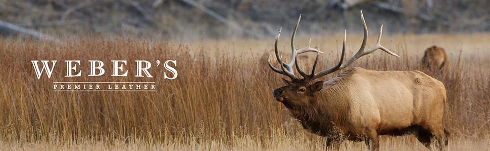 Weberamp;#39;s Premier Leather Elk