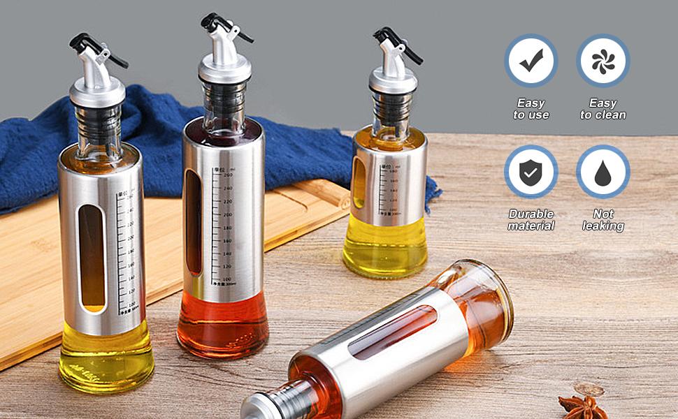 dispenser olive oil bottle sprayer spout
