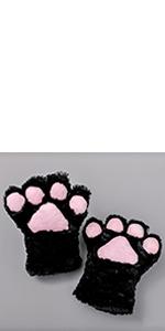 cosplay animal  paws