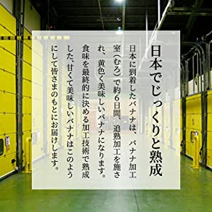 日本でじっくりと熟成