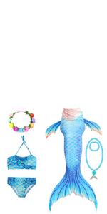 Swimsuit Mermaid