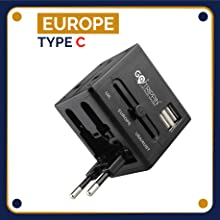 Europe adapter