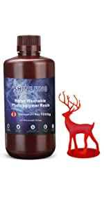 SHINE SING Water Washable Resin 1000g