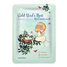 Gold Bird's Nest Real Moist Mask Sheet