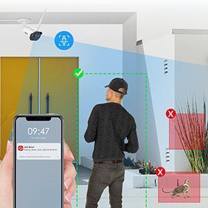 Smarter AI Human Detection
