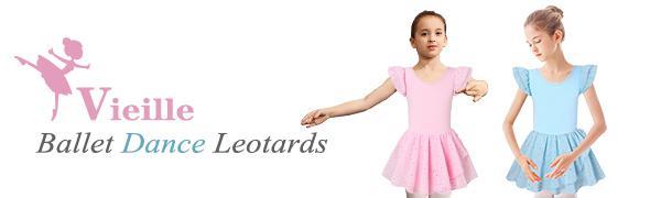 Girl Dance Leotard