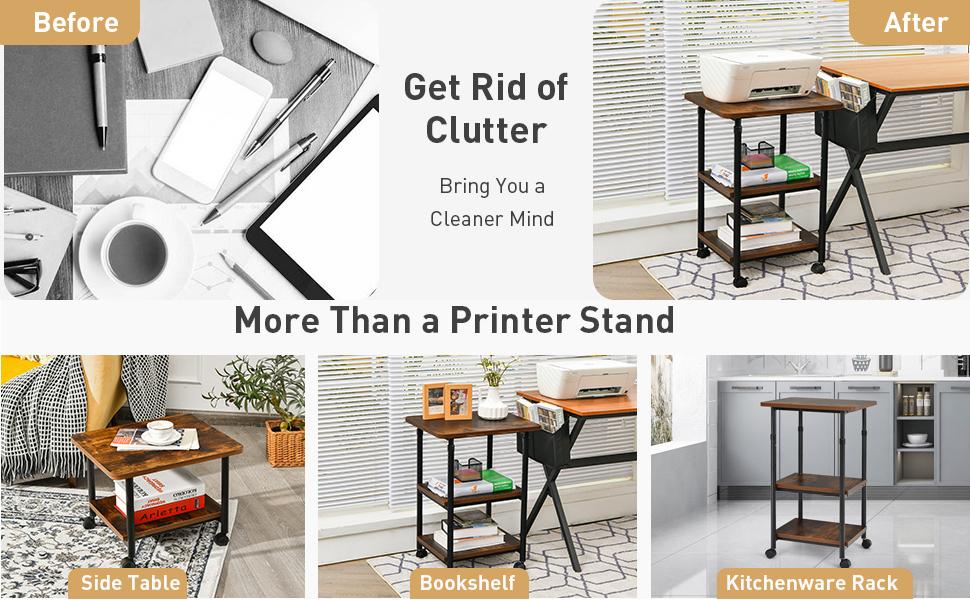 printer cart