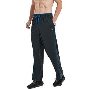 grey sweatpants for men