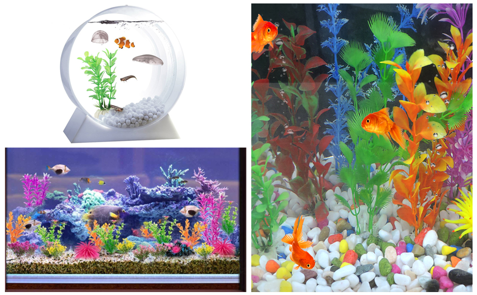 ornaments for fish tank