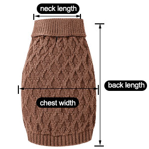 dog sweater warm
