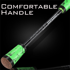 comfortable handle