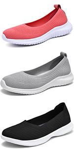 Women ballet slip-on shoes