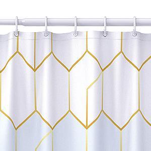 BTTN shower curtain