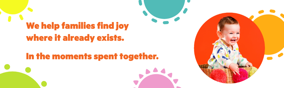 We help families find joy