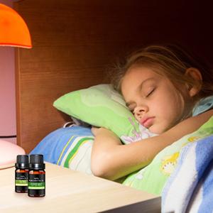 Huiles améliorent le sommeil