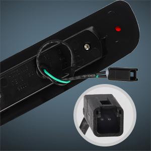 center mount stop light