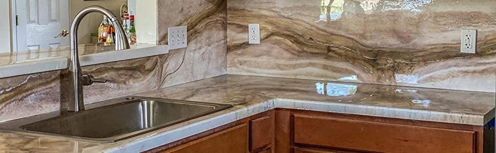 Stone Coat Countertops Finished Project