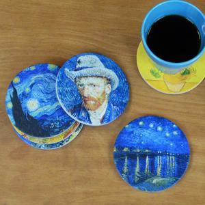 Van Gogh Art Coasters