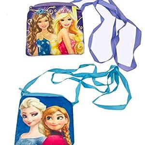 Evisha 12 pcs Small Princess/Barbie Sling Bags