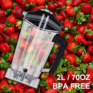 70OZ BPA Free Container