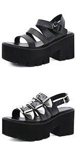 summer sexy heels sandals